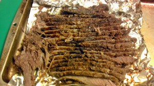 Brisket Sliced 2 New